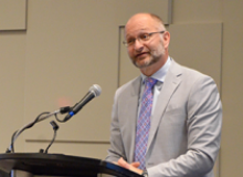 David Lametti, MP Parliamentary Secretary to the Minister of Innovation, Science and Economic Development